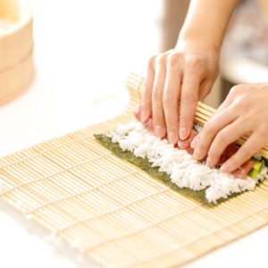 Japanese cooking lessons